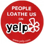 Who's Afraid of the Big Bad Yelp?
